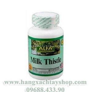 New0008alfa-vitamins-milk-thistle-400mg-60-capsules-liver-&-bladder-health-hangxachtayshop