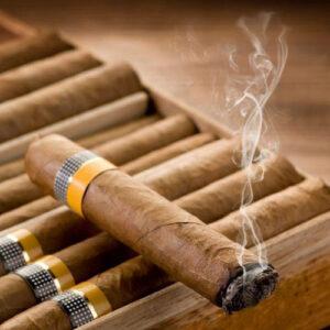 Cách hút và thưởng thức xì gà