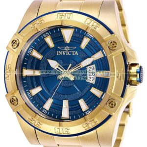 27011 INVICTA Pro Diver Automatic Blue Dial Men's Watch-hangxachtayshop