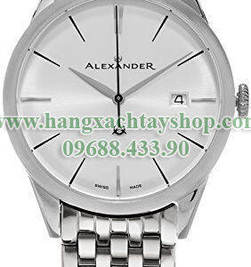 Alexander-A911B-04-Heroic-Sophisticate-Silver-Dial-Stainless-Steel-Swiss-hangxachtayshop