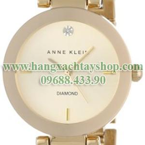 Anne-Klein-AK-1362CHGB-Diamond-Dial-Gold-Tone-Bracelet-hangxachtayshop