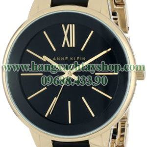 Anne-Klein-AK-1412BKGB-Gold-Tone-and-Black-Dress-Watch-hangxachtayshop