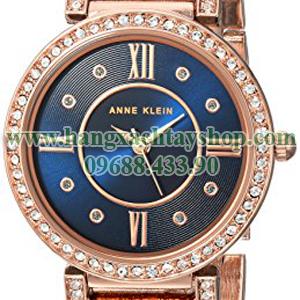 Anne-Klein-AK2928NVRG-Quartz-Metal-and-Alloy-Dress-Watch-hangxachtayshop