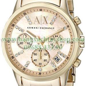 Armani-Exchange-AX4327-Analog-Display-Analog-Quartz-Gold-Watch-hangxachtayshop