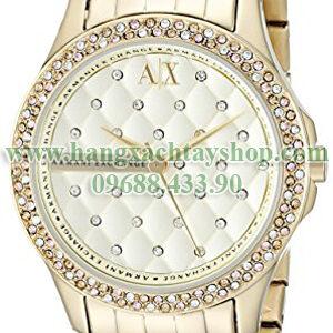 Armani-Exchange-AX5216-Analog-Display-Analog-Quartz-Gold-Watch-hangxachtayshop