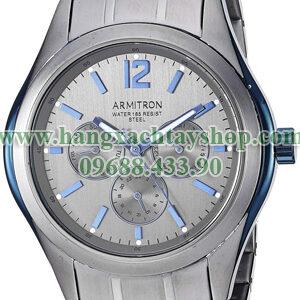 Armitron-205350BLDG-Multi-Function-Gunmetal-Bracelet-hangxachtayshop
