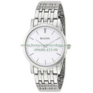 Bulova 96A115 Silver White-hangxachtayshop