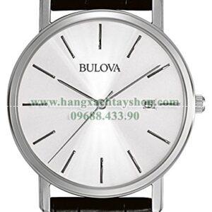 Bulova 96B104 Stainless Steel Dress-hangxachtayshop