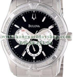 Bulova 96E115 Diamond Case-hangxachtayshop