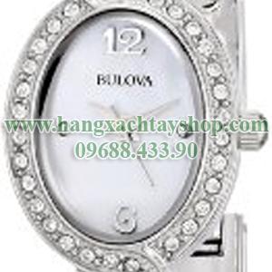 Bulova-96L199-Analog-Display-Japanese-Quartz-White-Watch-hangxachtayshop