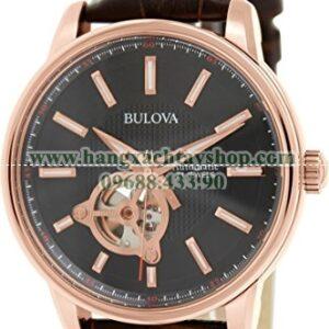 Bulova 97A109 Bulova Series 160 Mechanical Watch-hangxachtayshop