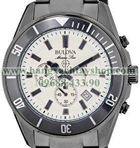 Bulova 98B205 Analog Display Japanese Quartz Gray-hangxachtayshop