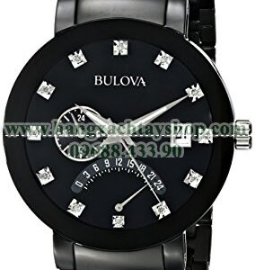 Bulova 98D109 Diamond Accent Watch-hangxachtayshop