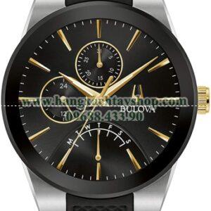 Bulova Futuro - 98C138 Black One Size-hangxachtayshop