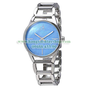 CALVIN-KLEIN-K3G2312N-Stately-Blue-Mother-of-Pearl-Dial-hangxachtayshop