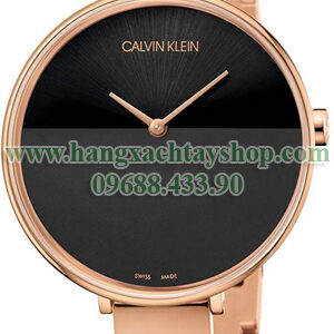 Calvin-Klein-K7A23641-Rise-Quartz-Black-Dial-Ladies-hangxachtayshop