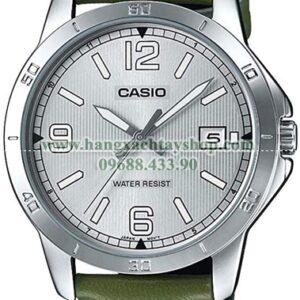 Casio MTP-V004L-3B Stainless Steel-hangxachtayshop