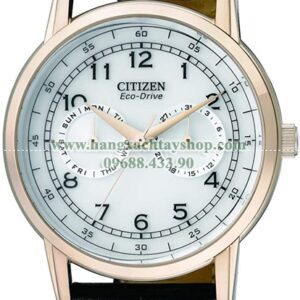 Citizen Analog White Dial Watch - AO9003-16A-hangxachtayshop