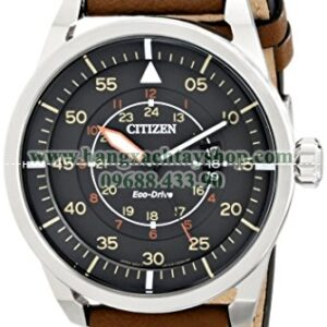 Citizen Eco-Drive AW1361-10H Stainless Steel-hangxachtayshop