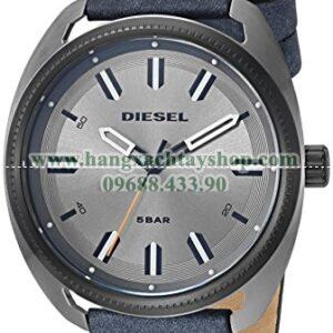 Diesel DZ1838 Fastbak Gunmetal IP-hangxachtayshop