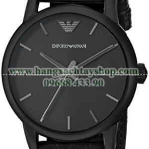 Emporio Armani AR1732 Classic Black Stainless Steel-hangxachtayshop