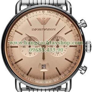 Emporio-Armani-Chronograph-Quartz-Beige-Dial-Watch-AR11239-hangxachtayshop