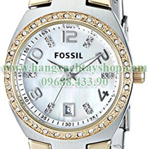 Fossil-AM4183-Serena-Two-Tone-Stainless-Steel-Watch-with-Link-Bracelet-hangxachtayshop