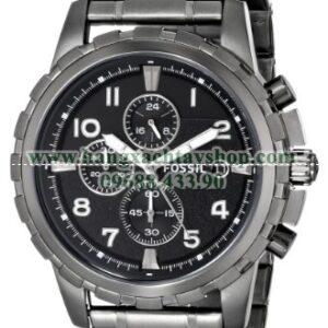 Fossil Dean FS4721 Stainless Steel Watch, Smoke-hangxachtayshop