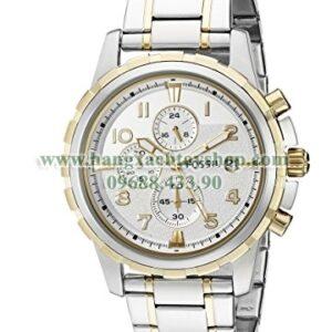 Fossil FS4795 Dean Two-Tone Stainless Steel Watch-hangxachtayshop