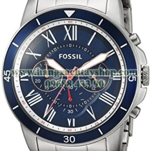 Fossil FS5238 Grant Sport Chronograph Stainless Steel Watch-hangxachtayshop