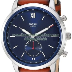 Fossil FTW1178 Hybrid Smartwatch Stainless Steel-hangxachtayshop