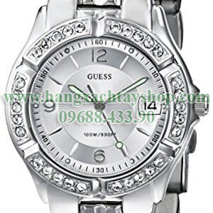 GUESS-G75511M-Mid-Size-Sporty-Chic-Silver-Tone-hangxachtayshop