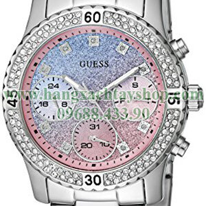 GUESS-Model-U0774L1-Quartz-Metal-and-Stainless-Steel-Casual-Watch,-ColorSilver-Toned-hangxachtayshop