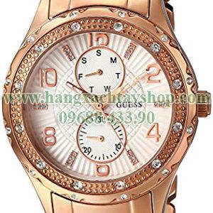 GUESS-U0442L3-Mid-Size-Rose-Gold-Tone-Multi-Function-hangxachtayshop