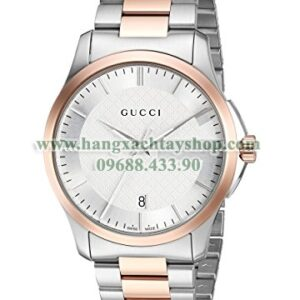 Gucci YA126447 Swiss Quartz Stainless Steel Dress-hangxachtayshop