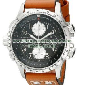 Hamilton H77616533 Khaki X Chronograph Watch-hangxachtayshop
