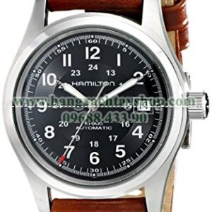 Hamilton HML-H70455533 Khaki Field Black Dial Watch-hangxachtayshop