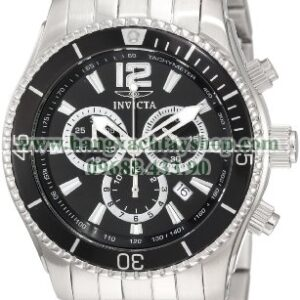 Invicta 0621 II Collection Chronograph Stainless Steel-hangxachtayshop