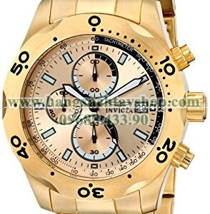 Invicta 17750 Specialty 18k Gold-Plated-hangxachtayshop