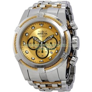 Invicta 27849 Bolt Chronograph Quartz Gold Dial-hangxachtayshop