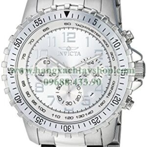 Invicta 6620 II Collection Chronograph Stainless Steel Silver Dial Watch-hangxachtayshop