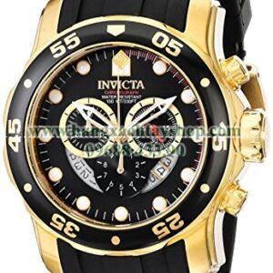 Invicta 6981 Pro Diver Collection Chronograph Black Dial Black Dress-hangxachtayshop