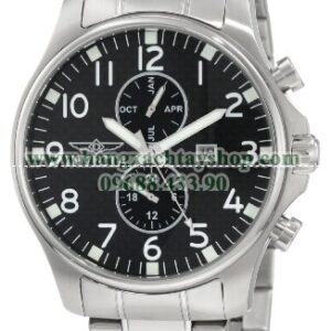 Invicta Nam 0379 II Collection Stainless Steel Watch-hangxachtayshop