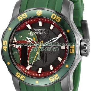 Invicta Star Wars Boba Fett Quartz Men's Watch 32517-hangxachtayshop