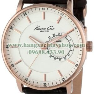 Kenneth Cole New York KC1780 Rose Gold Analog Display-hangxachtayshop