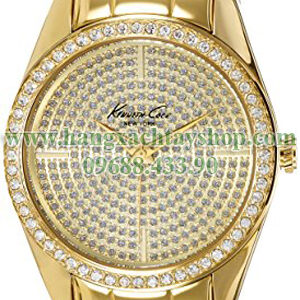 Kenneth-Cole-New-York-KC4957-Crystal-Accented-Gold-Tone-Watch-hangxachtayshop