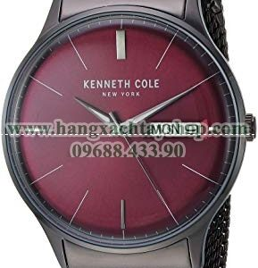 Kenneth Cole New York KC50589001 'Classic' Quartz Stainless Steel Casual-hangxachtayshop