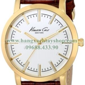 Kenneth Cole New York KC8043 Gold-Tone-hangxachtayshop