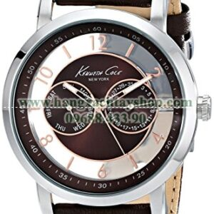 Kenneth Cole New York KC8080 Dress Sport Analog Display Analog Quartz-hangxachtayshop