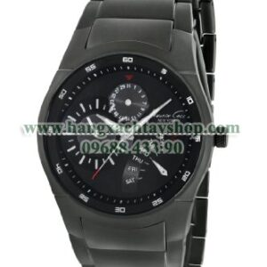 Kenneth Cole New York KC9189 Slim Triple Grey Retrograde-hangxachtayshop